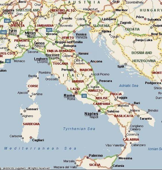 Cartina Mappa Tomveelers